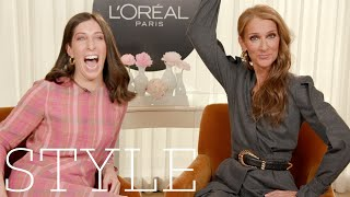 Interview: Céline Dion talks contouring, Botox and fake tan with the #BeautyBOSS