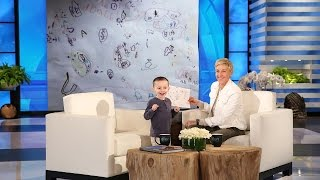Download Ellen Meets a 5-Year-Old Geography Expert Mp3 and Videos