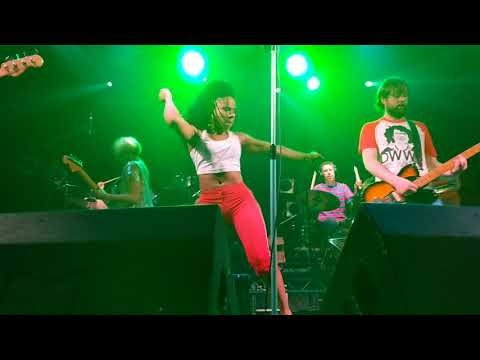 The Go! Team - The Power Is On (Electric Ballroom, 15th Feb 2018)