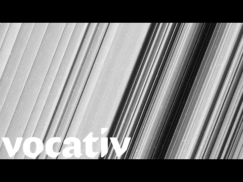 View Ultra-Close Images Of Saturn's Rings