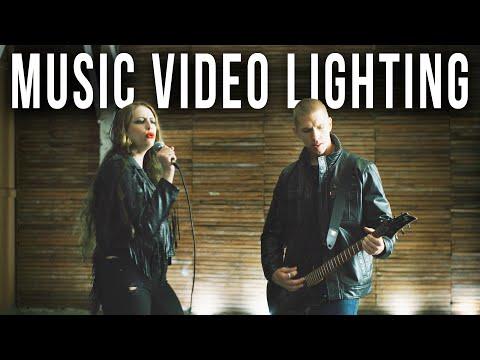 3 Best Lighting Setups For Music Videos