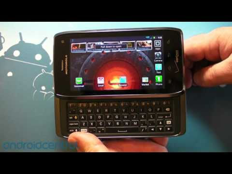 Motorola Droid 4 walkthrough