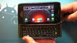 Motorola Droid 4 walkthrough