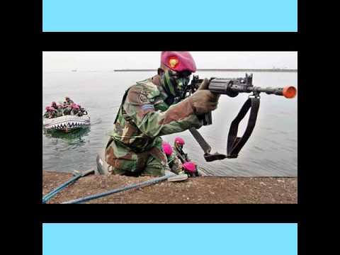 """Sang Penakluk Lautan """" Indonesian Marine Corps """""""