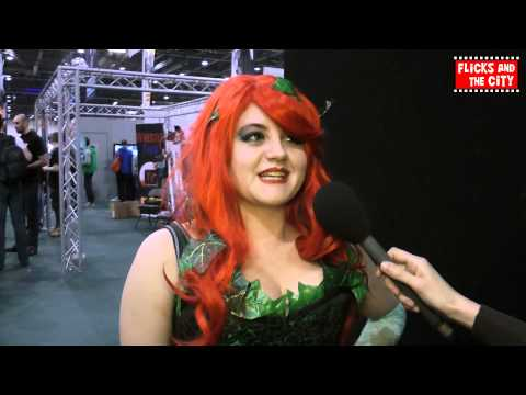 Poison Ivy Cosplay Interview