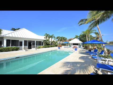Wild Orchid - Lyford Cay, Bahamas Home for Sale