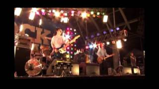 "Hawaiian6 ""Rainbow Rainbow"" ROCK IN JAPAN FESTIVAL 2006 LAKE STAGE ..."