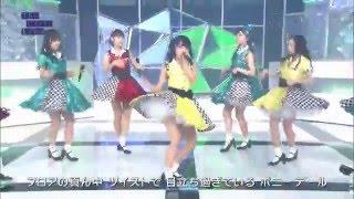 2016年3月9日発売のトリプルA面シングル『ブギウギLOVE/恋はマグネット...