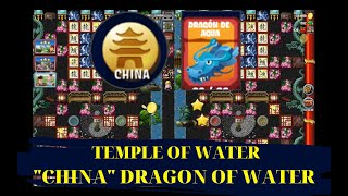 DIGGY'S ADVENTURE TEMPLE OF WATER (CHINA DRAGON OF WATER)