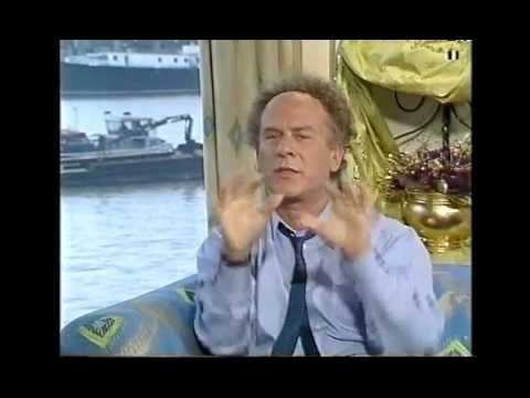 Art Garfunkel - This Morning interview 12.12.96