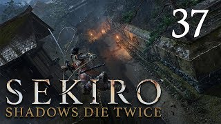 Sekiro: Shadows Die Twice - Let's Play Part 37: Corrupted Monk