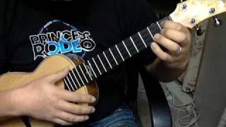 Jake Shimabukuro Wish on my star (revisited) on Kasha Tenor Ukulele