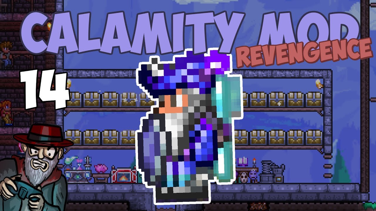 How to download the calamity mod terraria