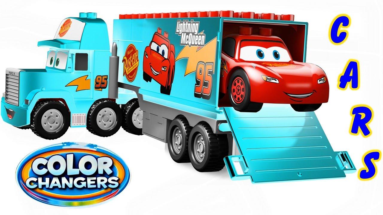Cars  Play Doh Toys