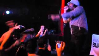 KRS ONE @ BURGERAMT Live Vol. 1 Berlin