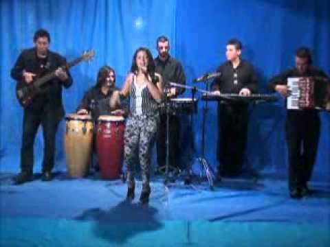 Antonella De-lisi en rtv show