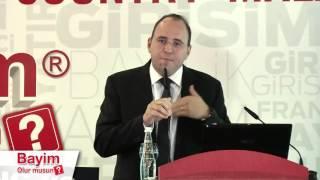 Seminer Tolga Acarlı Marka Yönetimi veTurquality Consulta