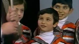 Vintage Footage London School of Jewish Song