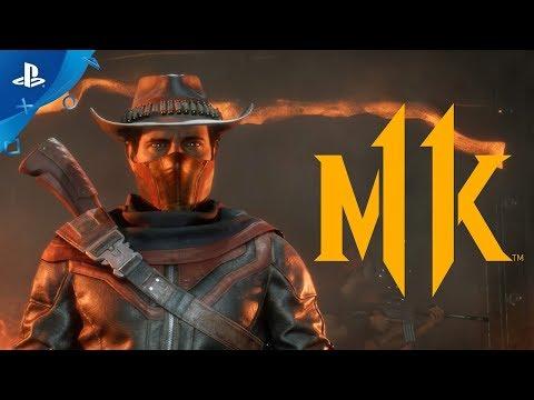 Mortal Kombat 11 - Official Story Trailer | PS4