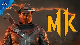 Mortal Kombat 11 - Official Story Trailer | PS4