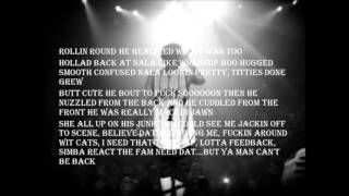 Lil Dicky -Lion King (Lyrics)