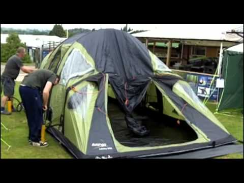 The Vango Airbeam Infinity 600 & The Vango Airbeam Infinity 600 - YouTube