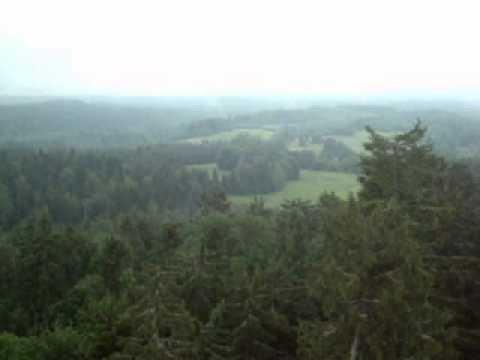 Suur Munamägi. Haanja. Estonia