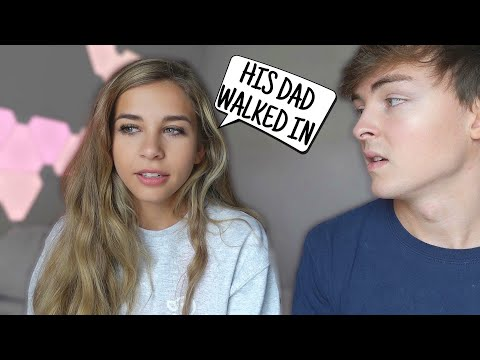 HIS DAD WALKED IN ON US... (STORY TIME)