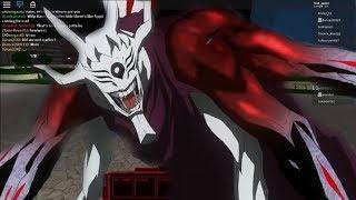 Glitch Eto Yoshimura auf der neuen Karte Ro-Ghoul #ROBLOX