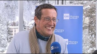 """Richard Quest: If Davos didn't exist """"you would have to ..."""