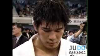 JUDO 2001 All Japan: Kosei Inoue 井上 康生 (JPN) – Shinichi Shinohara 篠原 信 (JPN)