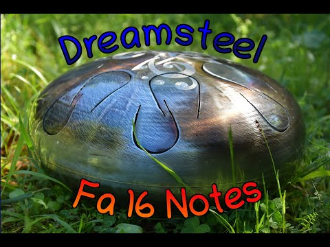 Dreampad 16 notes Fa mixolydien