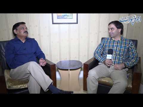 Maroof Cartoonist Aur Writer Javed Iqbal K Sath Khususi Nashist...