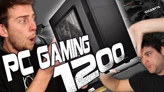 PC GAMING || 1200€ || FINALMENTE SI GIOCA IN 2K!