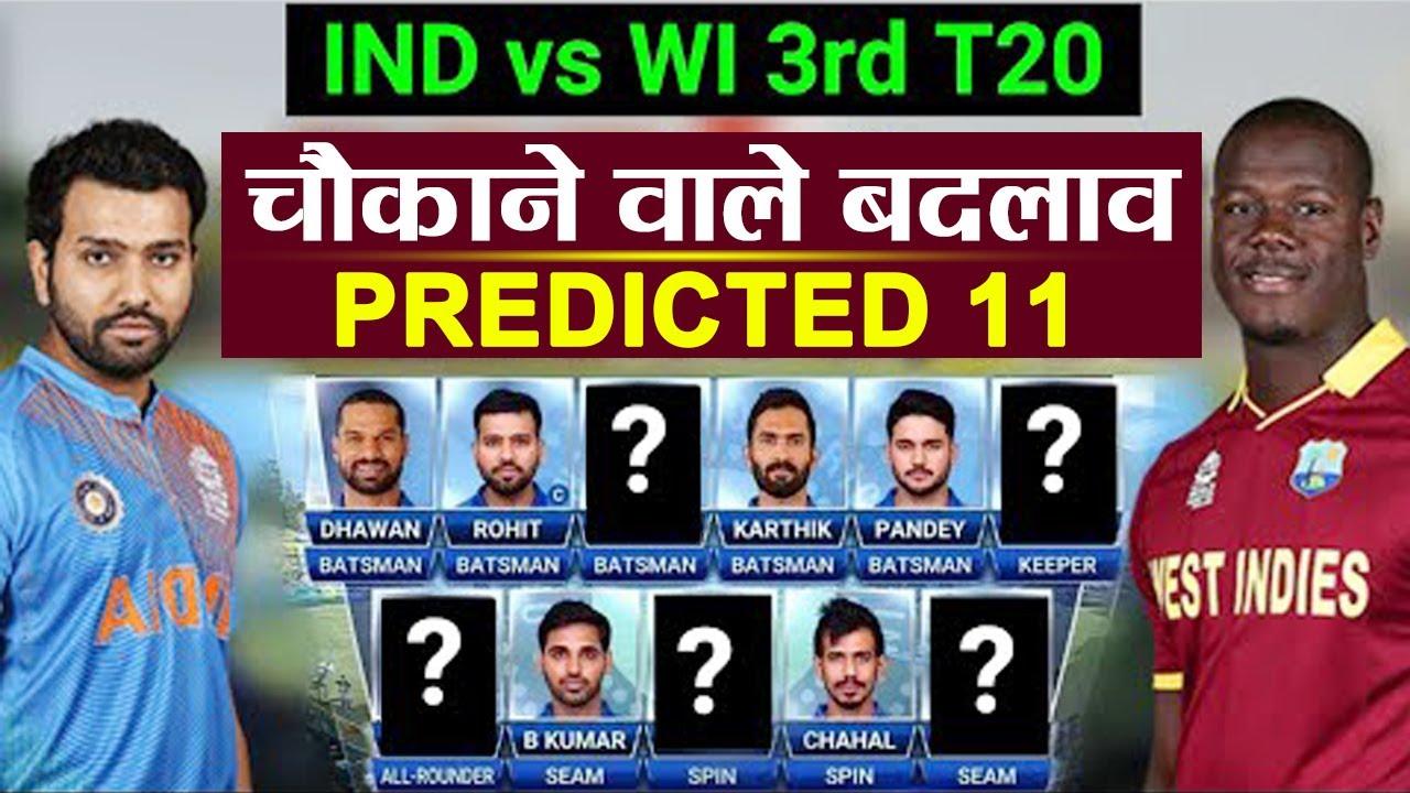2nd T20I: Rohit Sharma, Krunal Pandya star as India beat West Indies to take unbeatable series lead