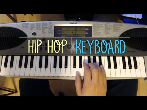 Hip Hop Keyboard / Piano Covers - Casio MA-150