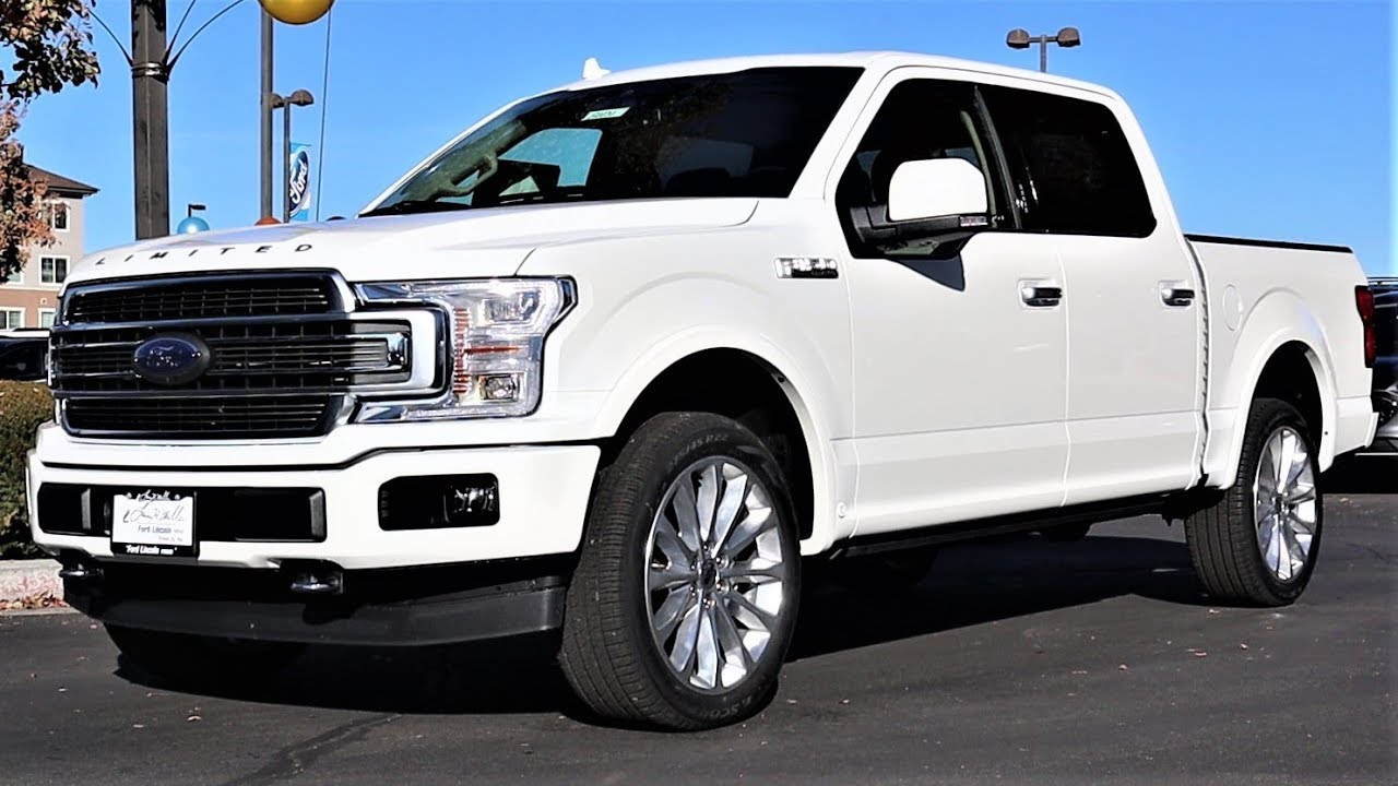 2020 Ford F 150 Limited How Does This Stack Up Against The Ram Limited And Chevy High Country Youtube