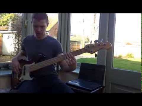 Magnify (Marvin Sapp) Bass Cover by Mike Summers