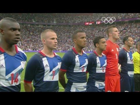 Great Britain 1-1 Senegal - Men