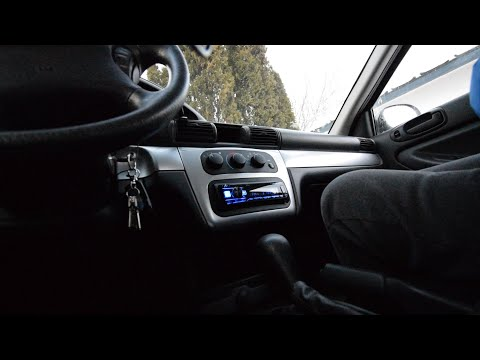 Car Radio Install - 06 Chrysler Sebring