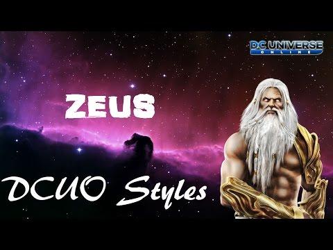 DCUO Style: Zeus