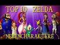 Meine Top 10 Nebencharaktere aus ZELDA