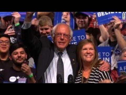 Bernie Sanders full speech, Wisconsin wins speech at Laramie Wyoming Rally 5th