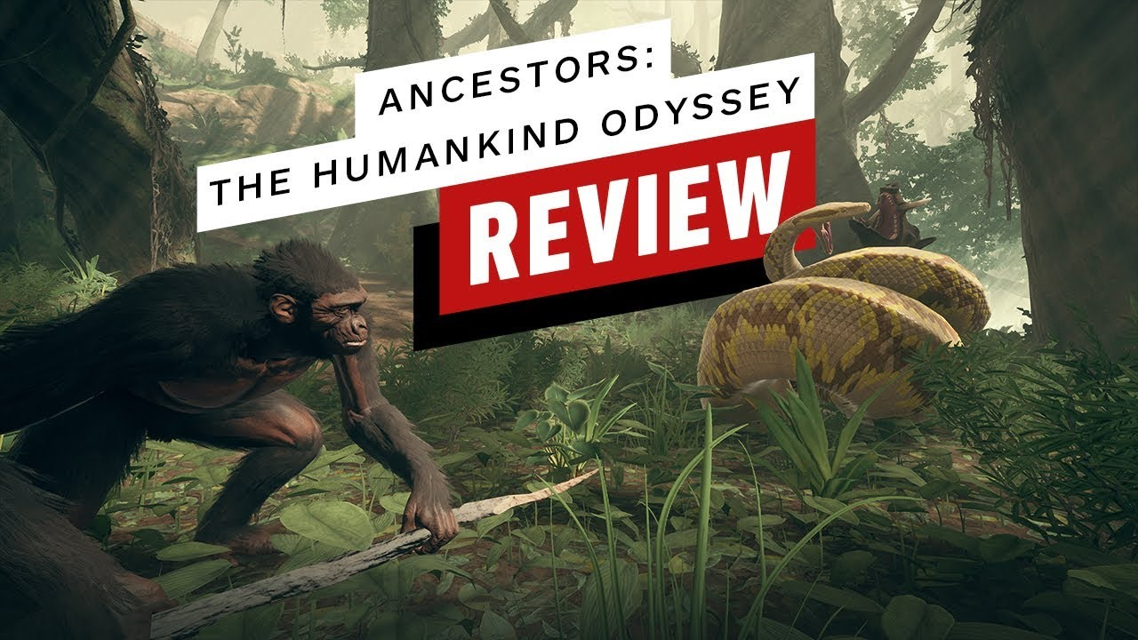 Ancestors: The Humankind Odyssey Review thumbnail
