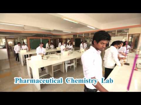 Dr. D. Y. Patil College of Pharmacy, Akurdi, Pune- Virtual Tour