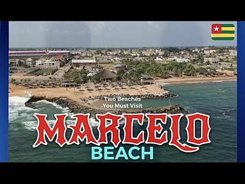 Two Beaches You Must Visit In Lome. |West Africa| #togovlog