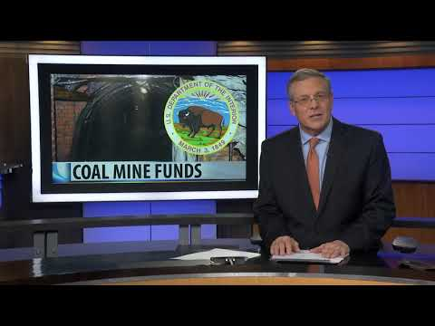 Feds Appropriate Money To Montana, Wyoming For Coal Mine Reclamation