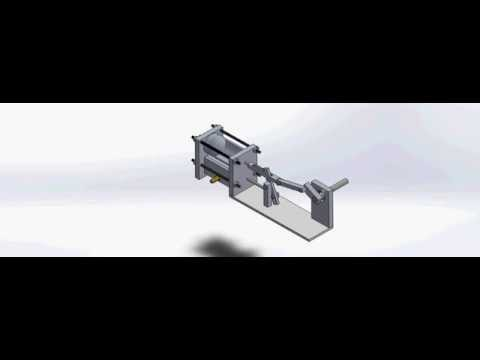 Air Motor Animation