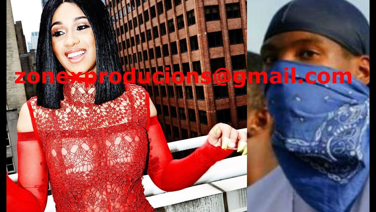 """Cardi B Blood: Cardi B SENDS Message To Crips""""i Been Bangin Since 16,real"""
