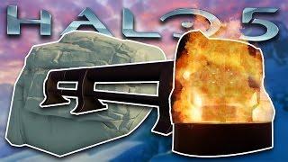 Glacier Forge Blocks - Halo 5
